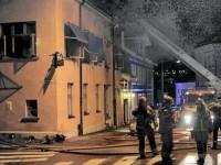Brann på Bistroen (2012)