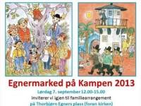 Egnermarked 2013