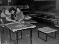 Arne F instruerer-
