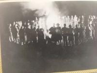 Kampen park 8.mai 1945.