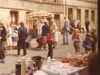 Halvorsen på gata 1979.