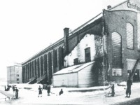 Kampen Sportshall.