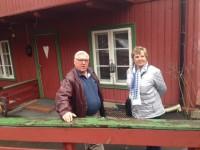 Jan Arvid Claes og May Britt Johannessen i Brinken 23  2014