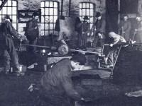 Kampen mek verksted 1930tallet.