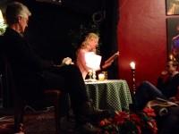 Knut Kjelstadli og Maja Lunde