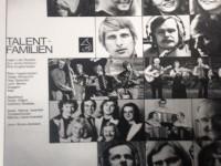 Talentfamilien LP 1976