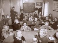 Kampen skole Danskesuppe Byarkivet 1942