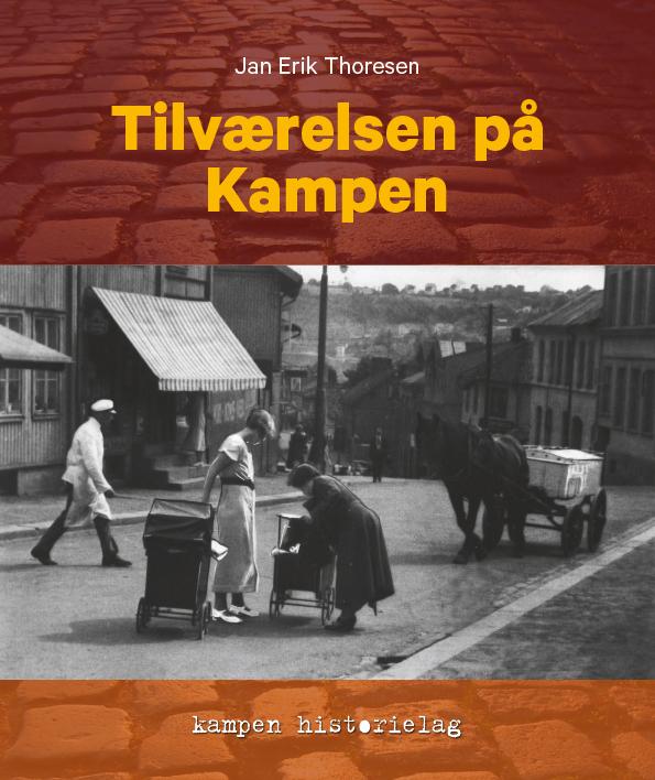 Bok: Tilværelsen på Kampen