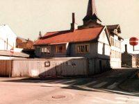 Bøgata 7 Foto. Roppestad 1978