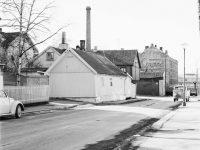 Bøgata 7. Foto. Knut Eng 1964
