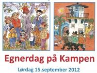 Egnerdag på Kampen